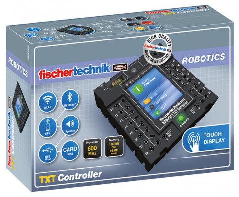 Микроконтроллер fischertechnik ROBOTICS TXT