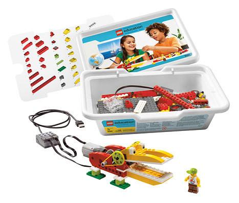 Стартовый набор LEGO Education WeDo