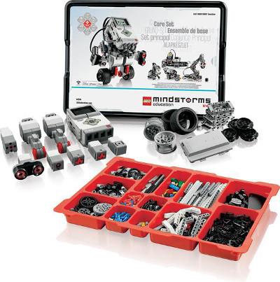 Стартовый набор LEGO Mindstorms EV3