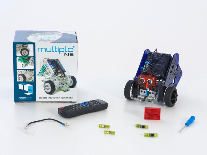 Arduino-совместимый конструктор Multiplo