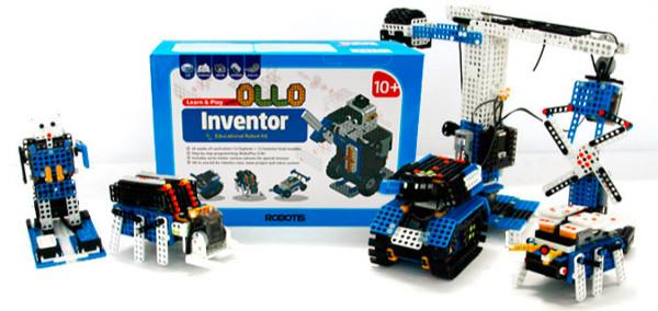 Набор для сборки роботов Robotis OLLO Inventor