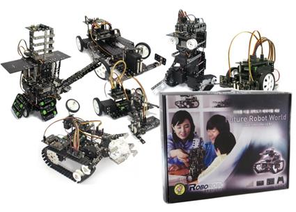 Набор для создания роботов RoboRobo