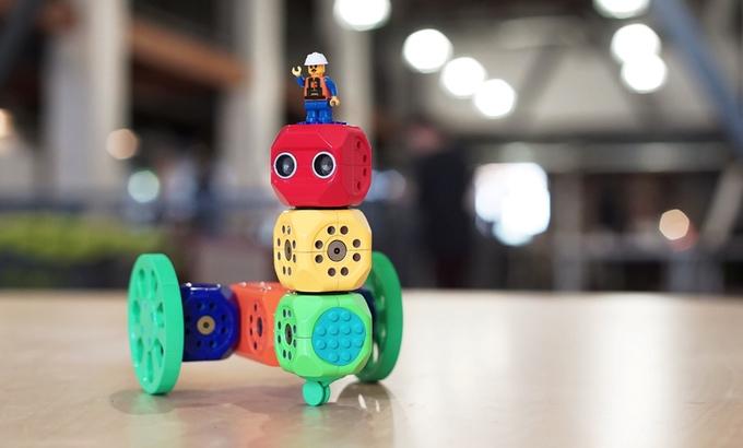 Робототехнический конструктор Robo Wunderkind