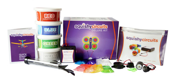 Набор Squishy Circuits