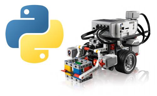 Программируем робота LEGO Mindstorms EV3 на Python