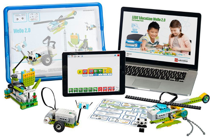 Конструктор LEGO Education WeDo 2.0