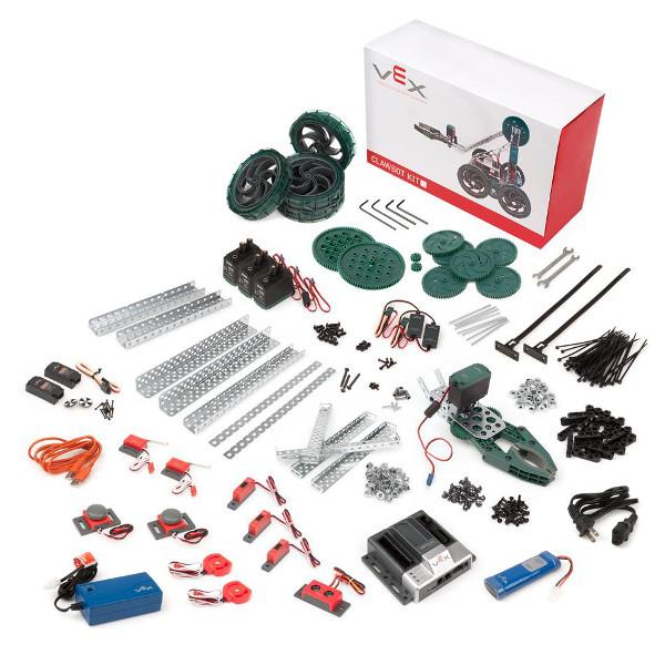 Набор VEX EDR для сборки роботов